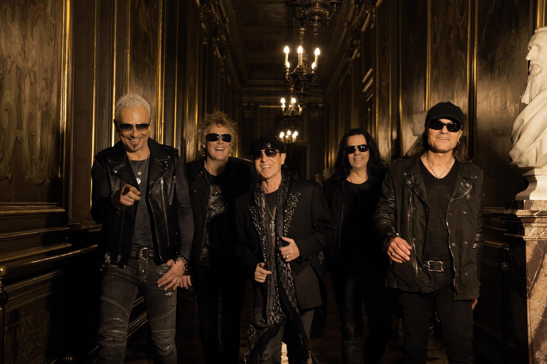 Скоро в Израиле: настоящая легенда мировой сцены – группа Scorpions!