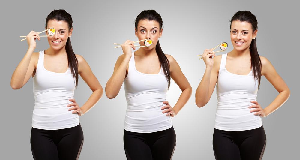Суши-диета: ешь и худей