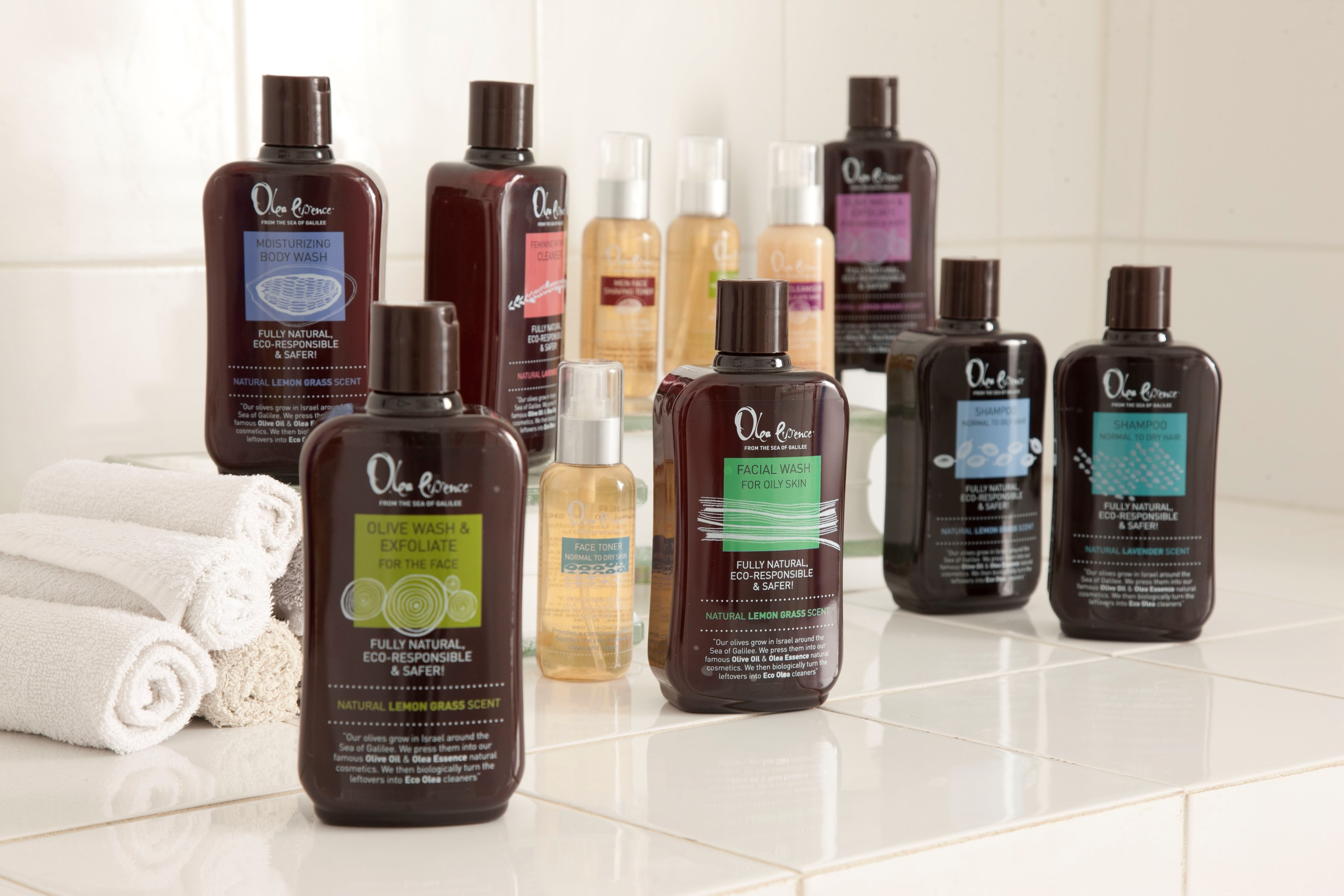 Olea Essence – новые оливковые горизонты