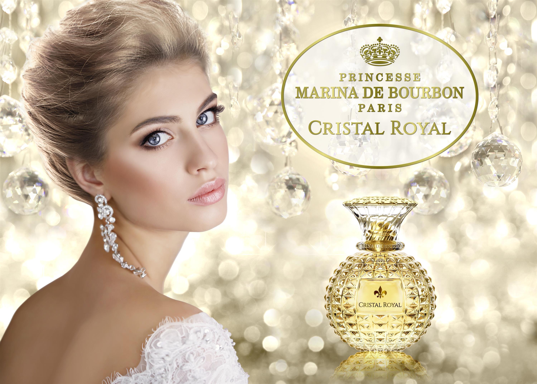 Новый аромат духов от Marina de Bourbon для уверенных в своем очаровании женщин