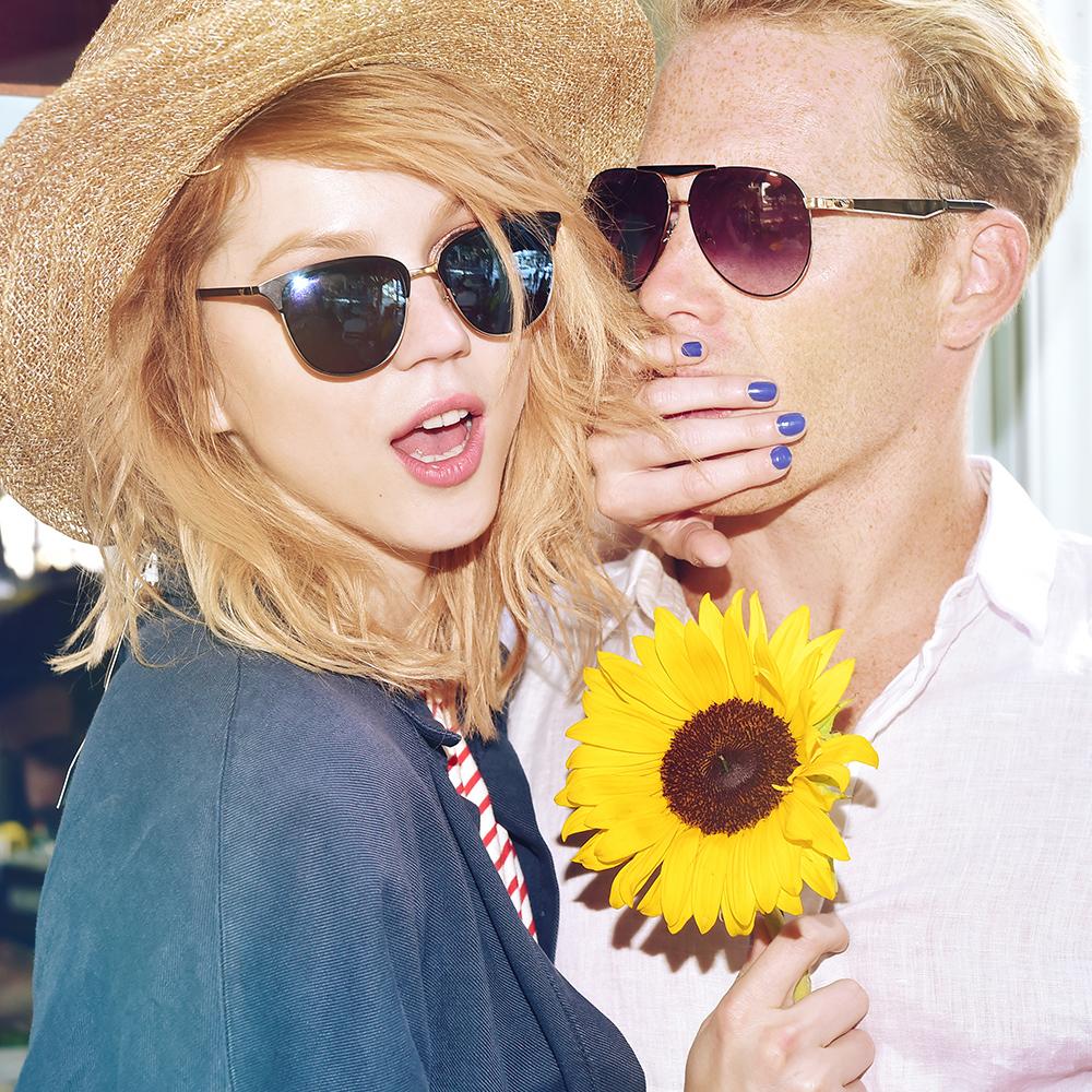 Новая коллекция солнцезащитных очков бренда Prince