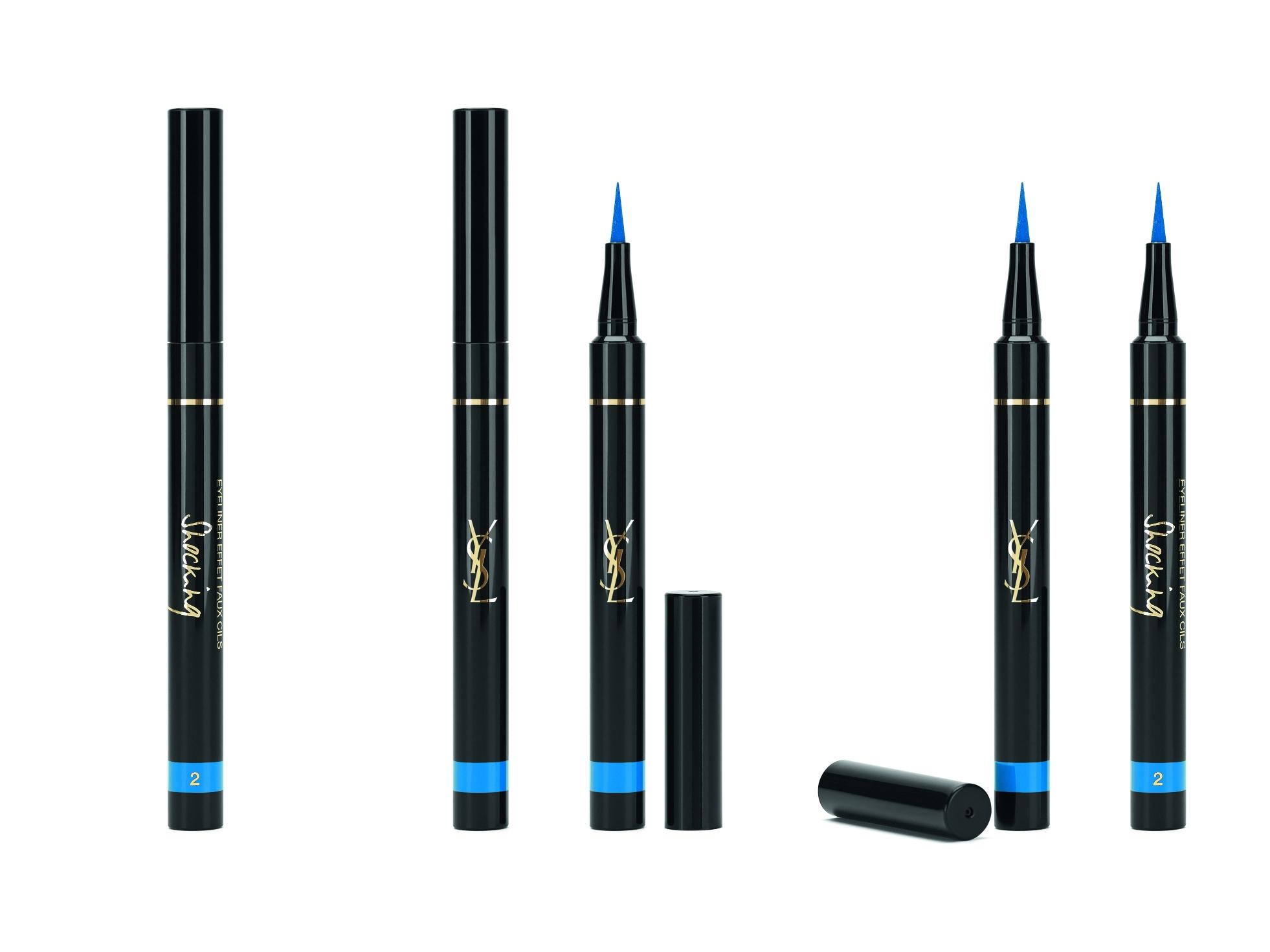 Новые грани макияжа для глаз в стиле Yves Saint Laurent