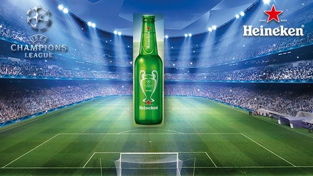 Лучший футбол и лучшее пиво всегда идут рука об руку