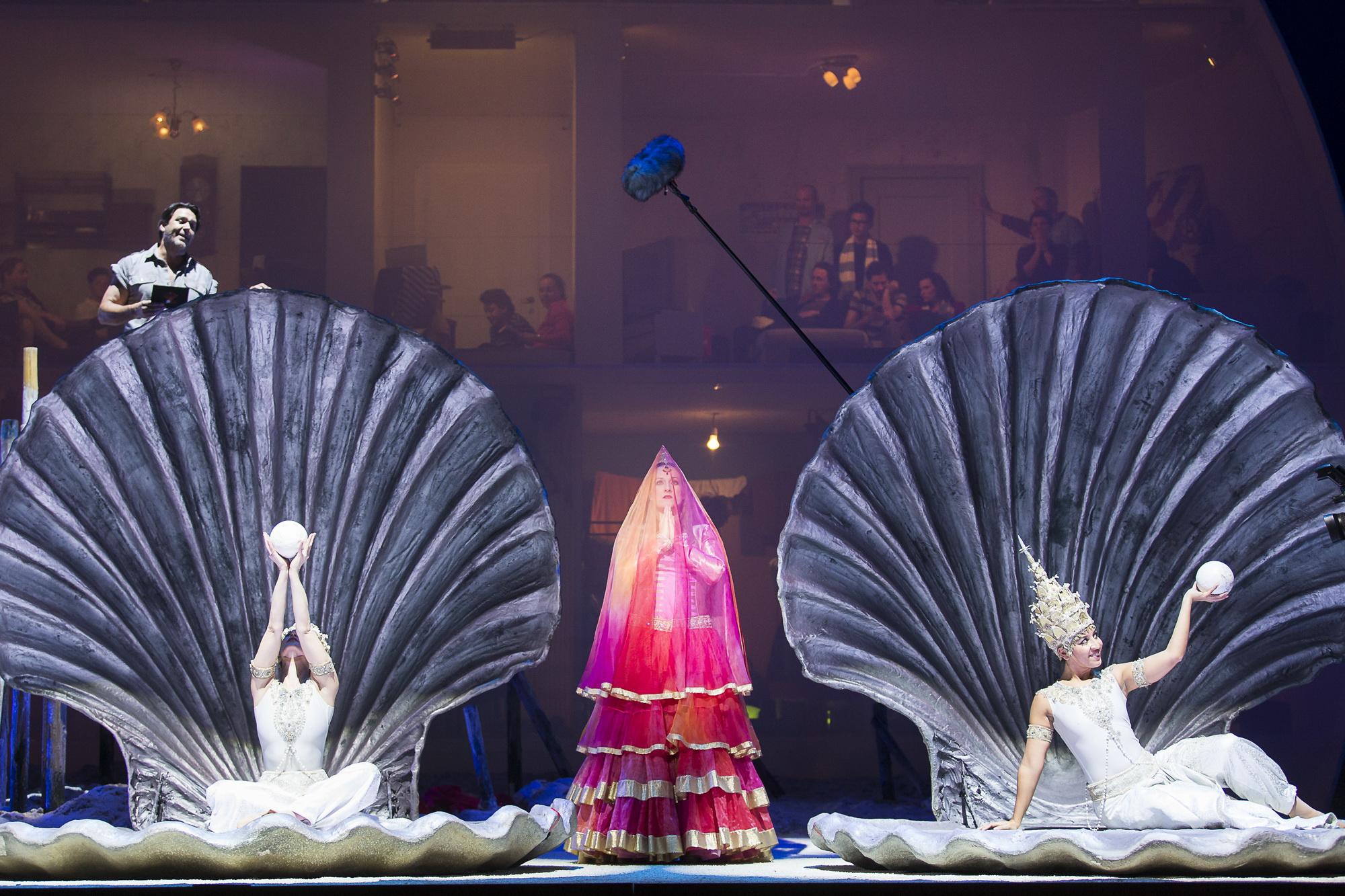 В Израильской Опере найдут жемчуг
