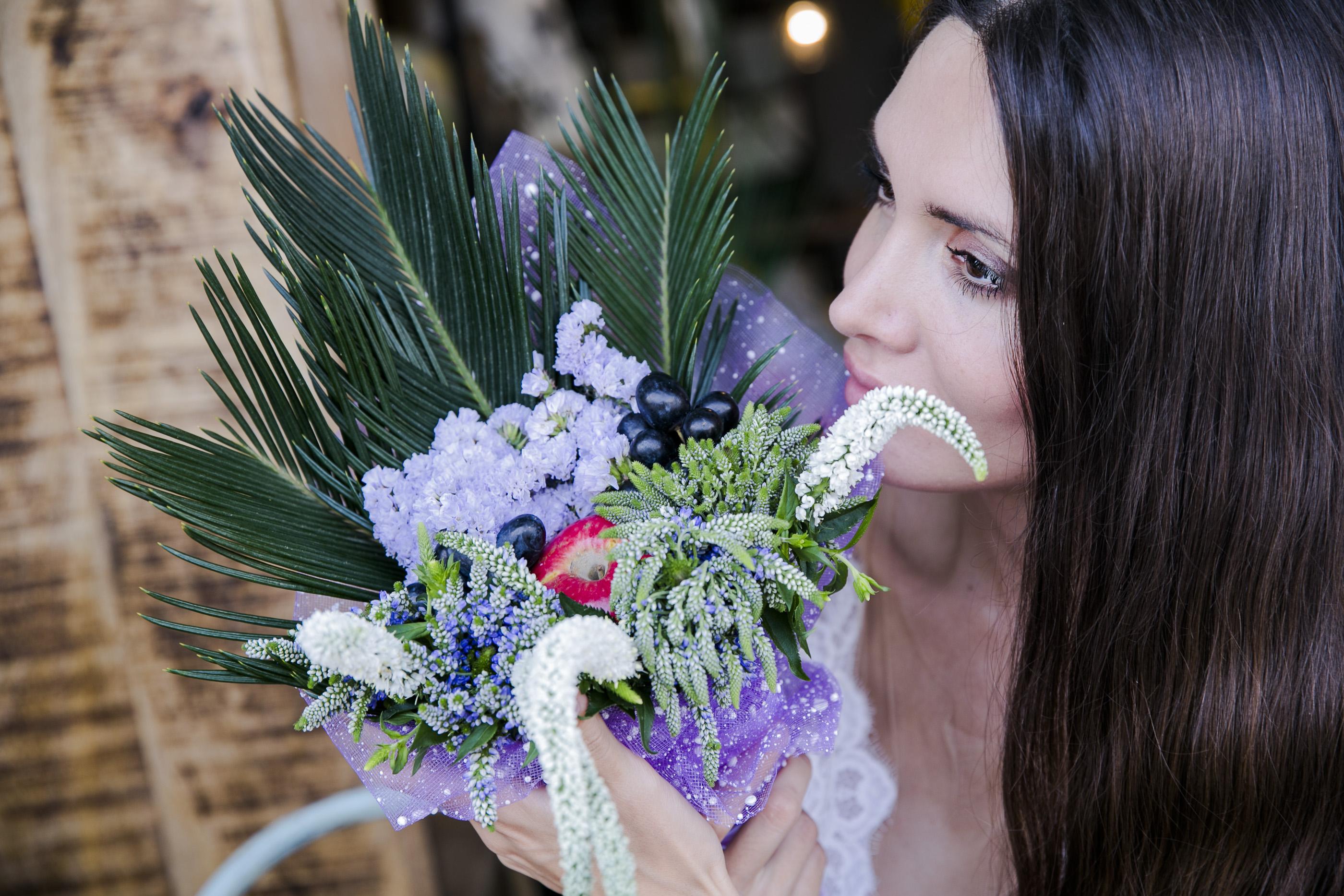 Свадебные букеты-что в моде?
