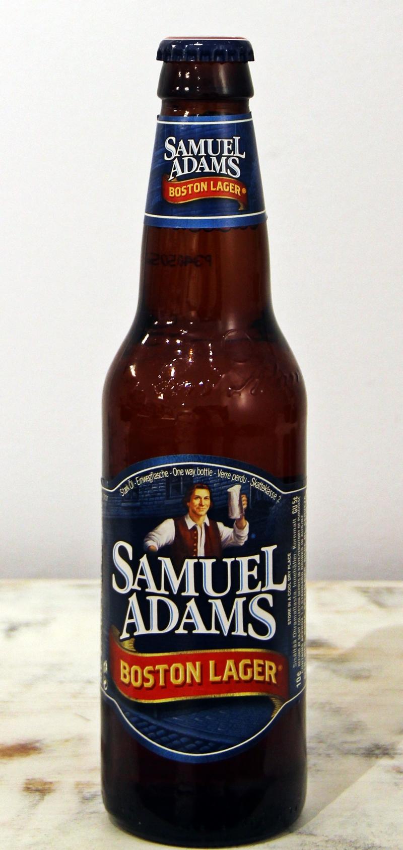 «Самюэль Адамс» – вкус американского пива