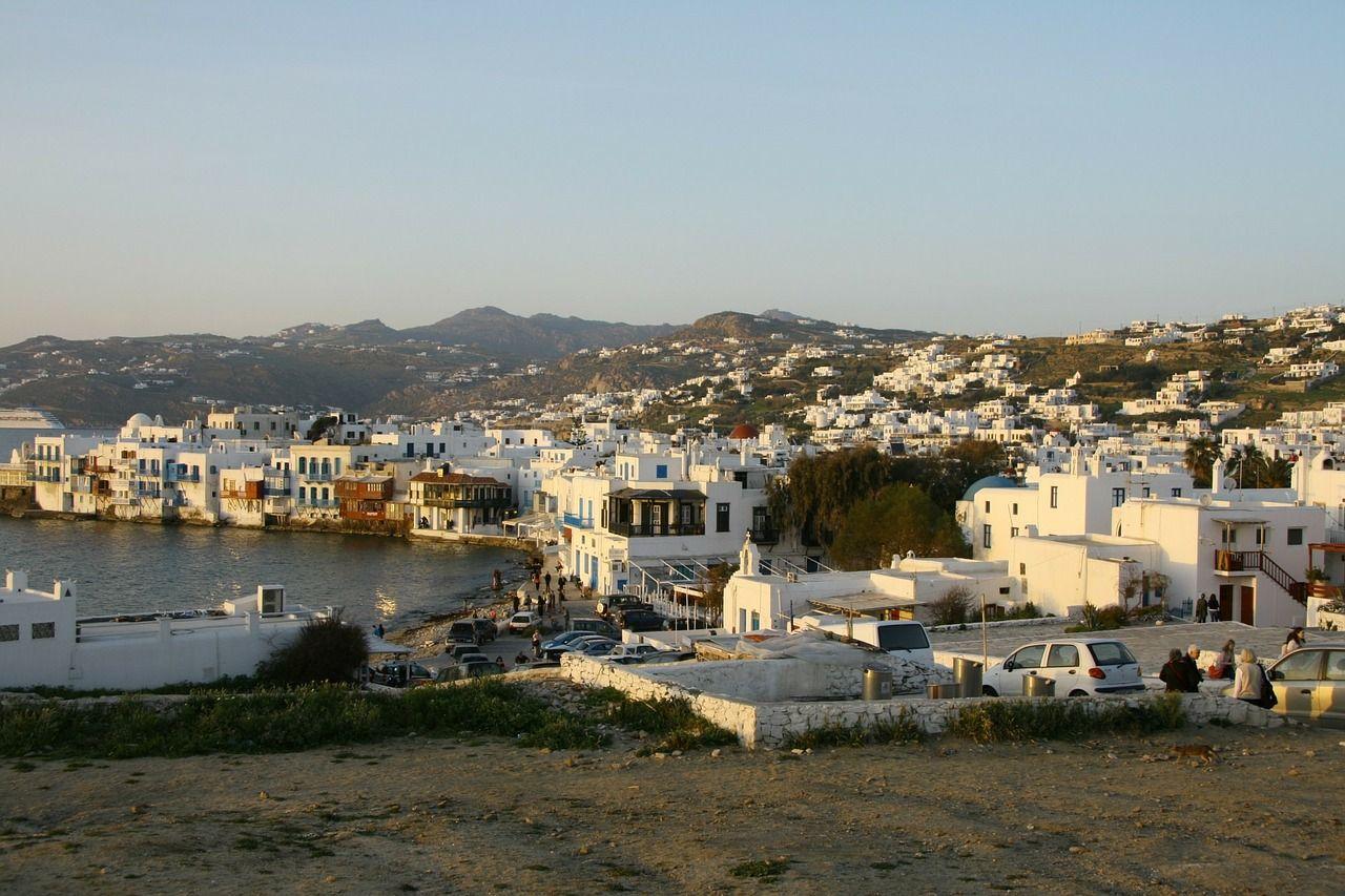 Круиз по греческим островам – путешествие в рай!
