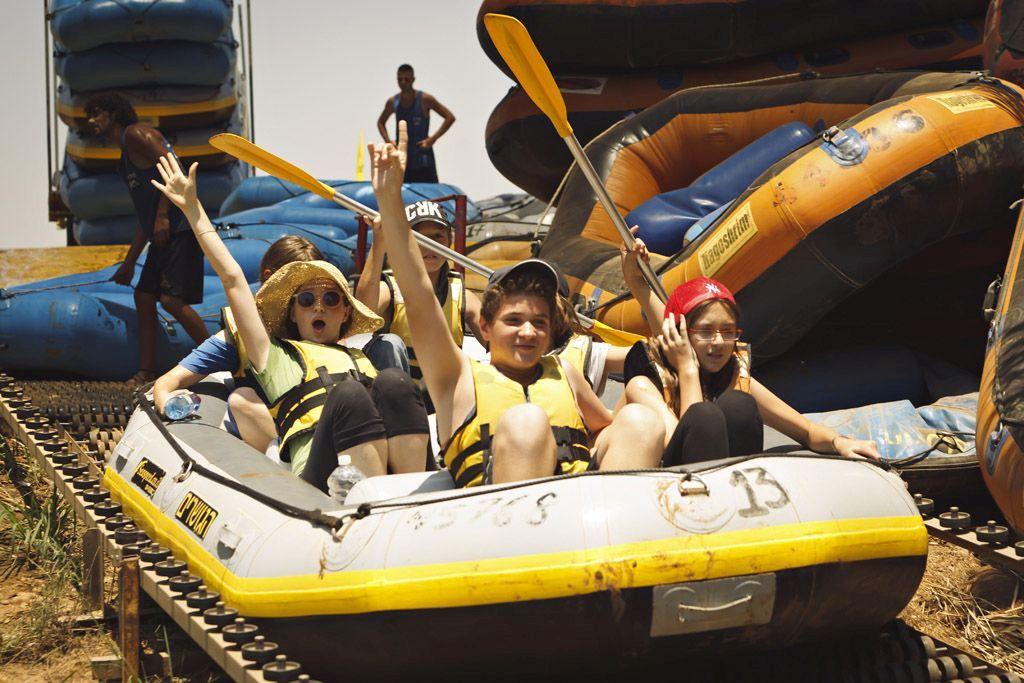 Отдых от родителей и невероятный кайф в IsraCampus!