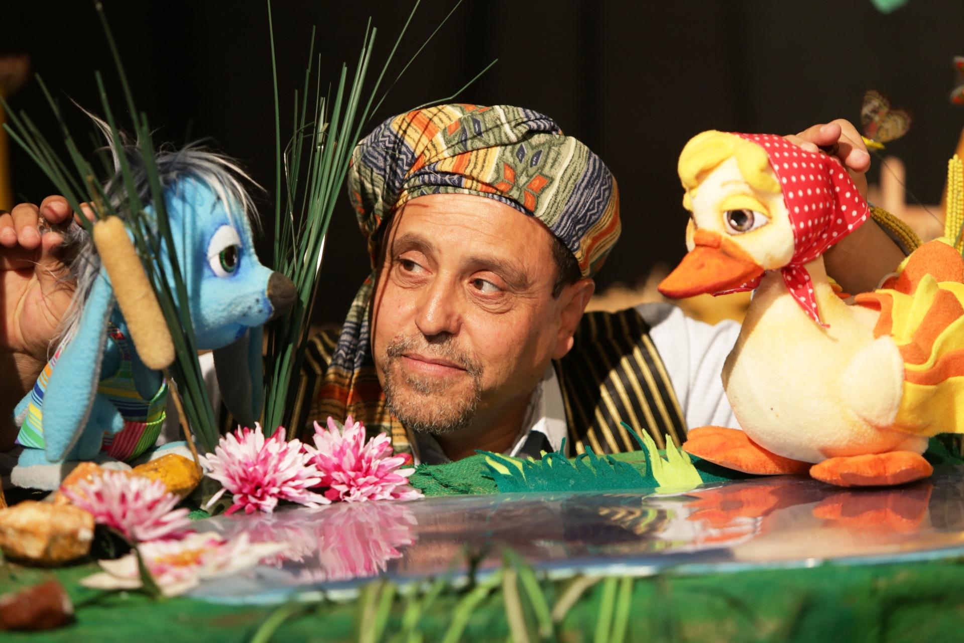 Международный фестиваль кукольных театров в Иерусалиме в этом году отмечает свое 25-летие.