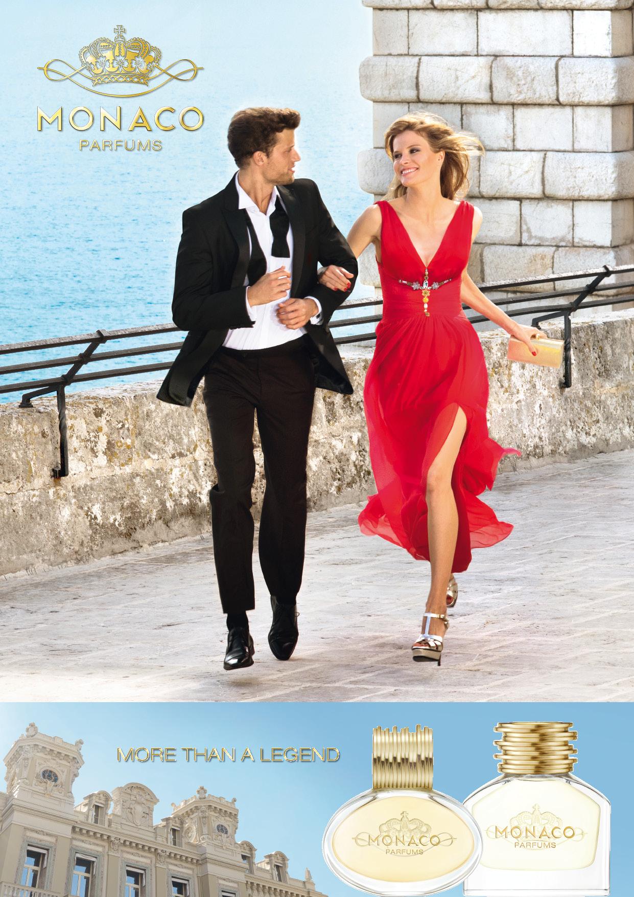 Monaco Parfums Woman: чувственность, роскошь и блеск