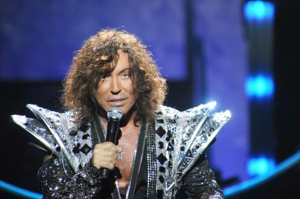 Валерий Леонтьев – тот, кто дарит любовь. Октябрь 2016 года три концерта в Израиле