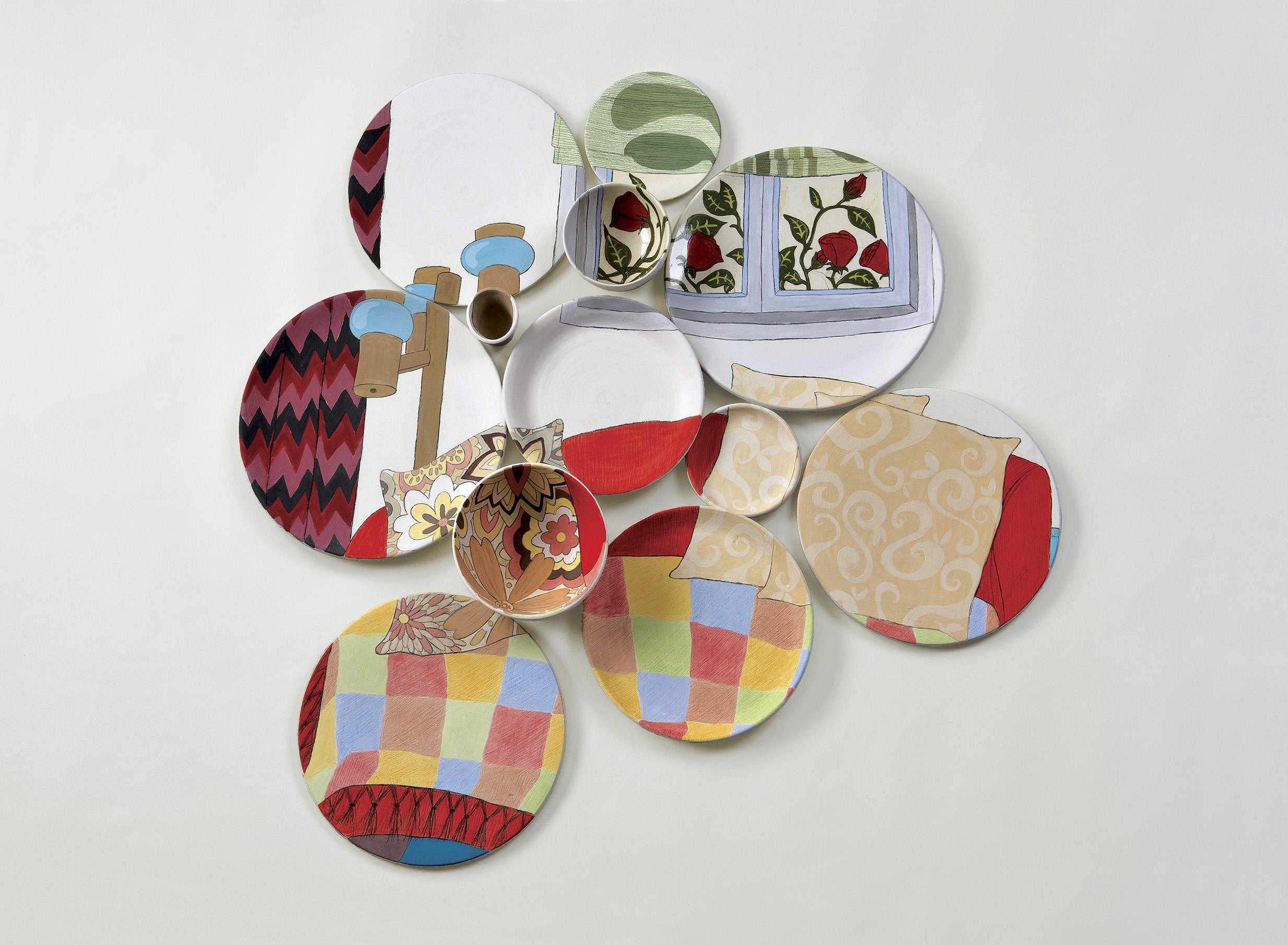 8-е израильское биеннале керамики. «Материал — сырой/обожженный». С 1 августа в музее Эрец-Исраэль (МУЗА)