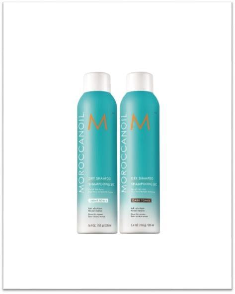 Новинка от Moroccanoil: Сухой шампунь для светлых и темных волос
