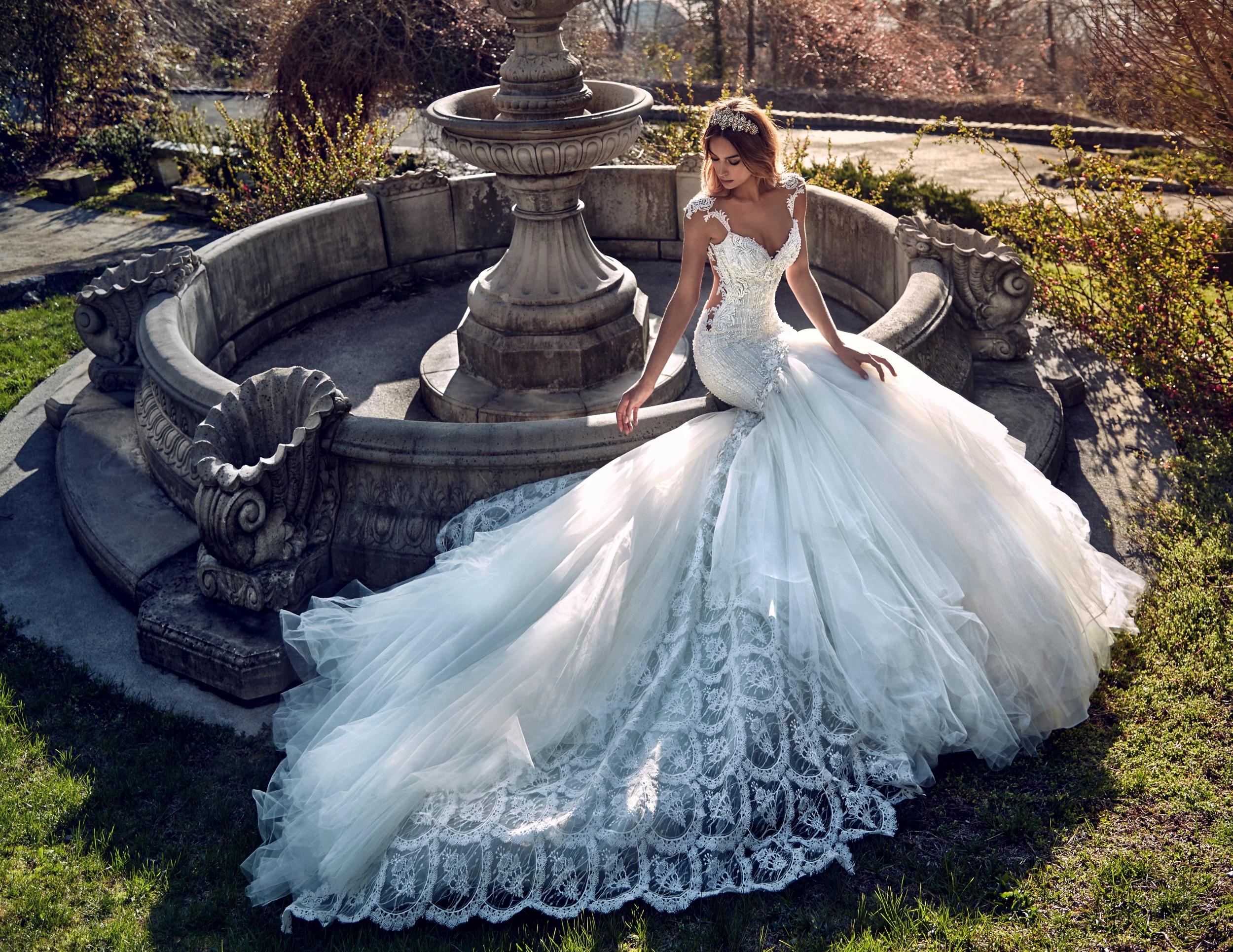 Свадебный сезон с Galia Lahav