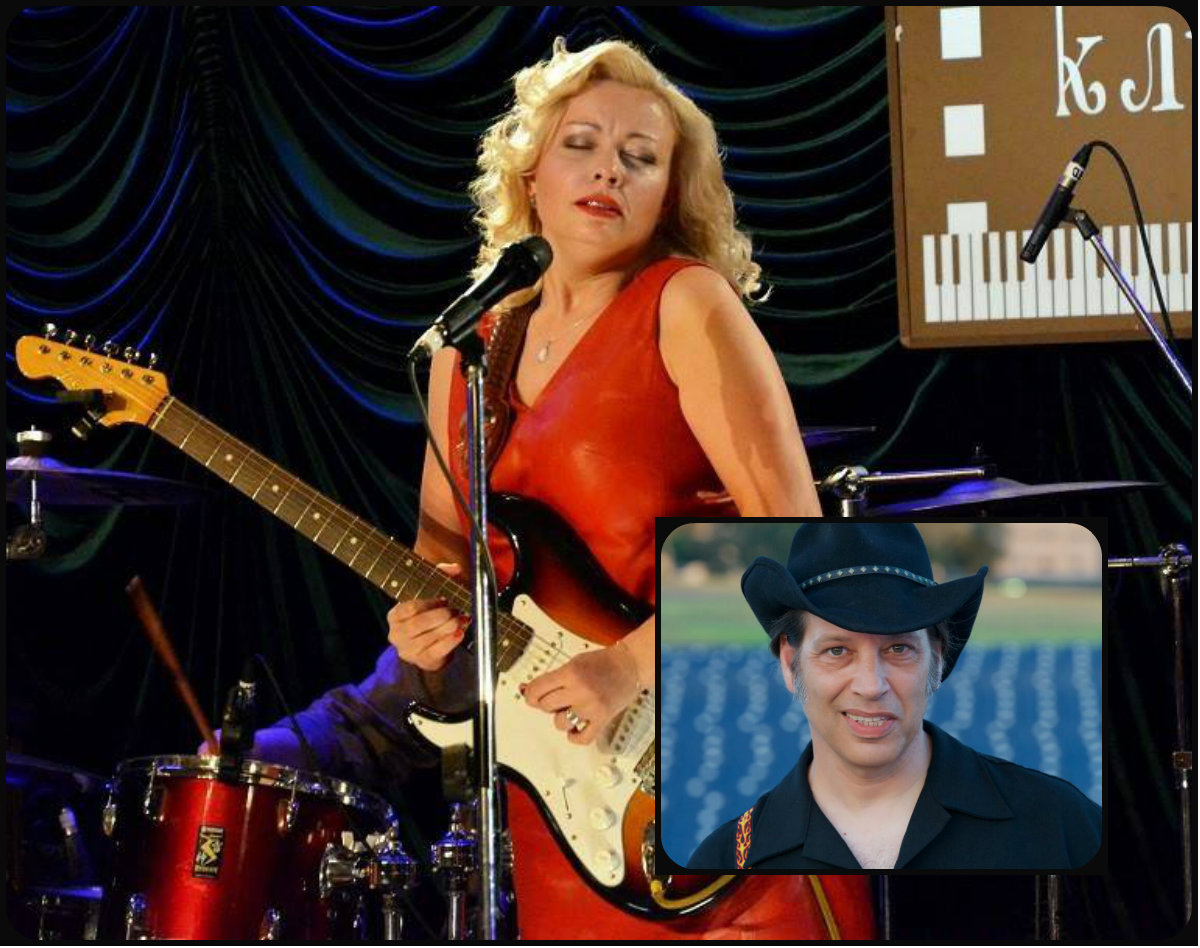 «Живой» концерт российской звезды блюз-рока Ксении Федуловой в Израиле