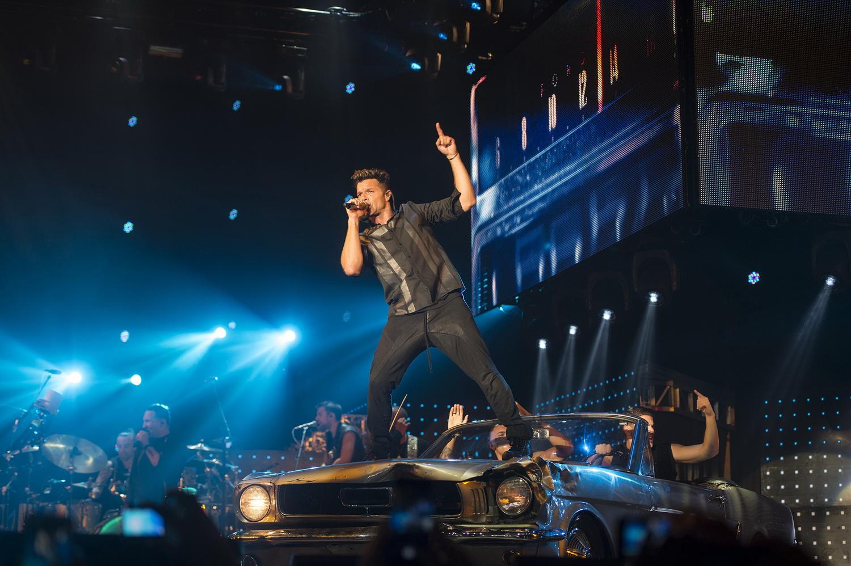Впервые в Израиле! Звезда латиноамериканской музыки Рики Мартин