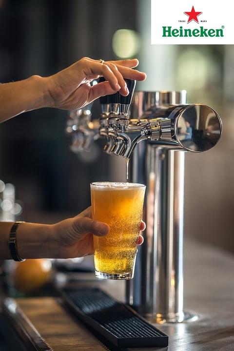 Время пить пиво
