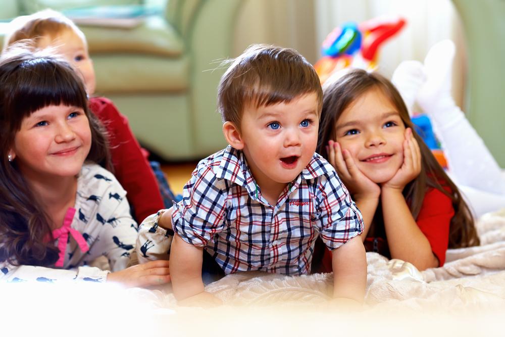 Новые каналы для детей в KartinaTV!
