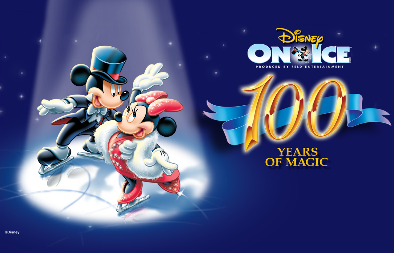 «Дисней на льду. 100 лет волшебства» — много цифр, много льда и много магии
