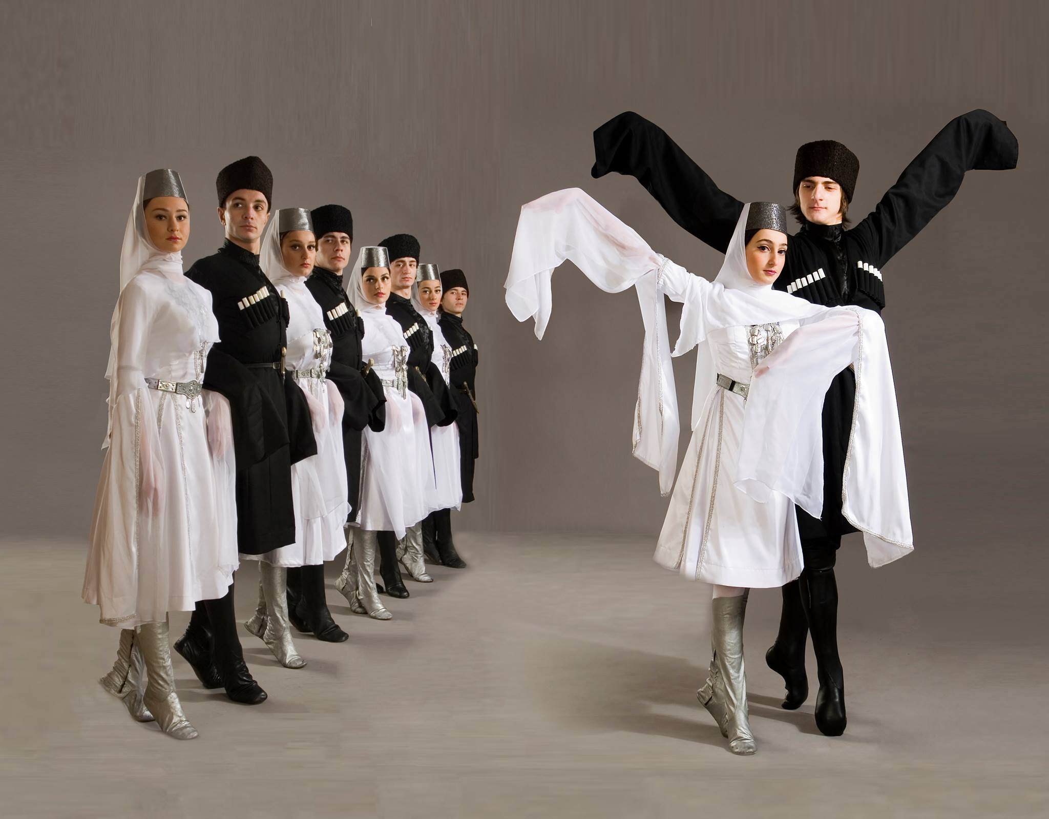 Грузинский театр танца Legacy («Наследие») — гастроли в Израиле с 17 июля