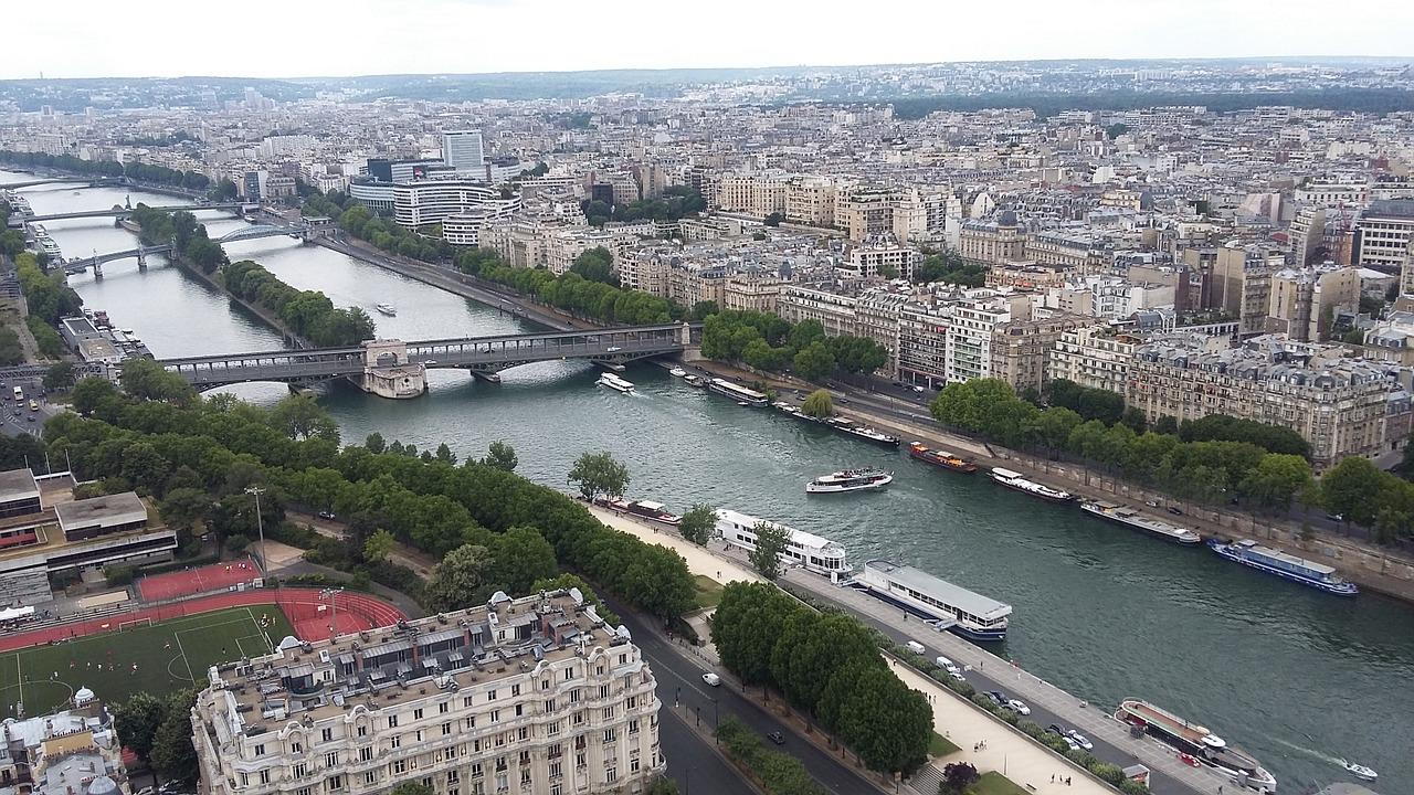 Париж и Нормандия – волшебный круиз по Сене на Рош а-Шана!