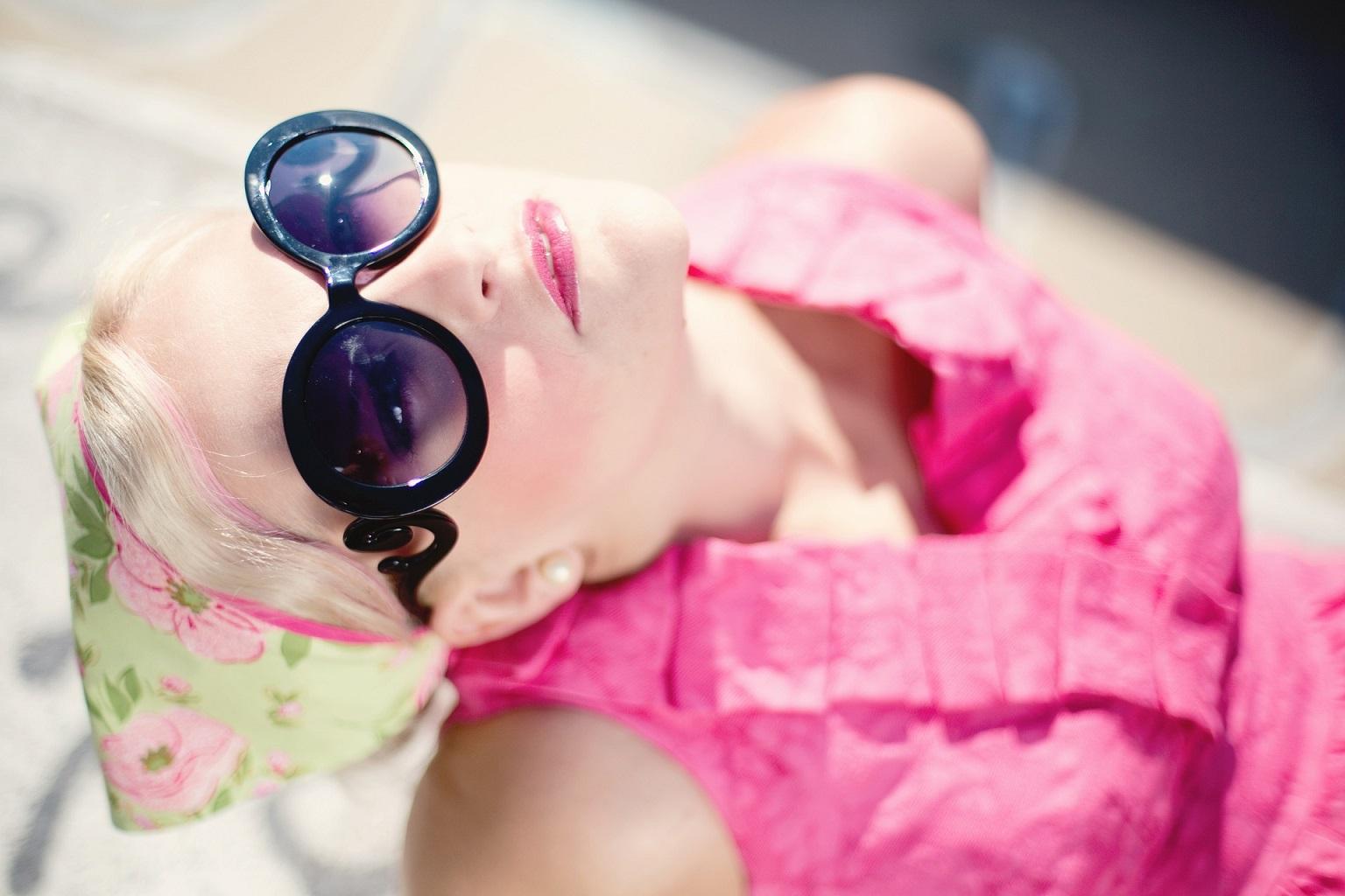Как оставаться красивой, несмотря на жару