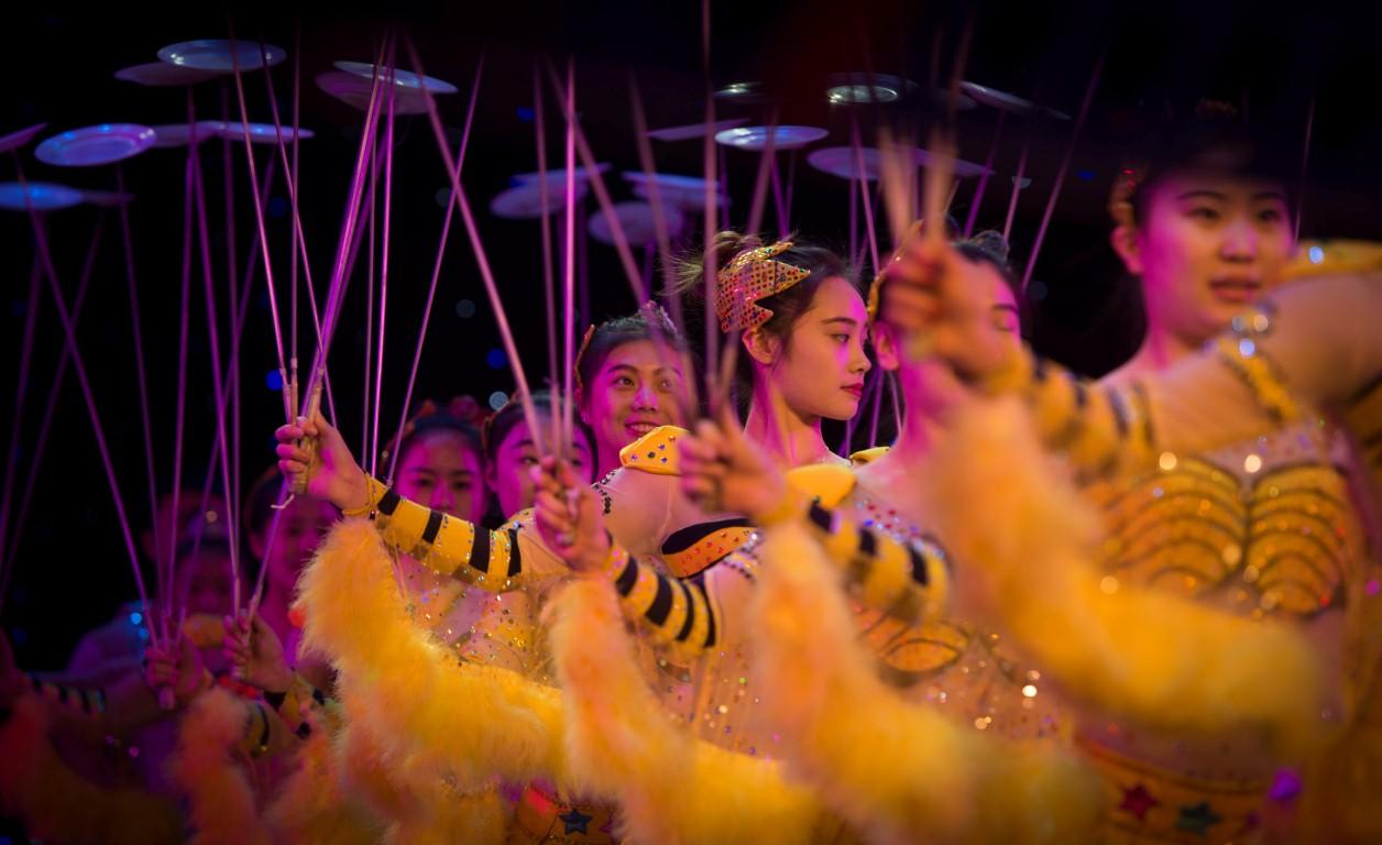 Цирк «Шанхай», «Планетания», «Эврика», фестиваль клоунады и прочие детские каникулярные развлечения в Нетании