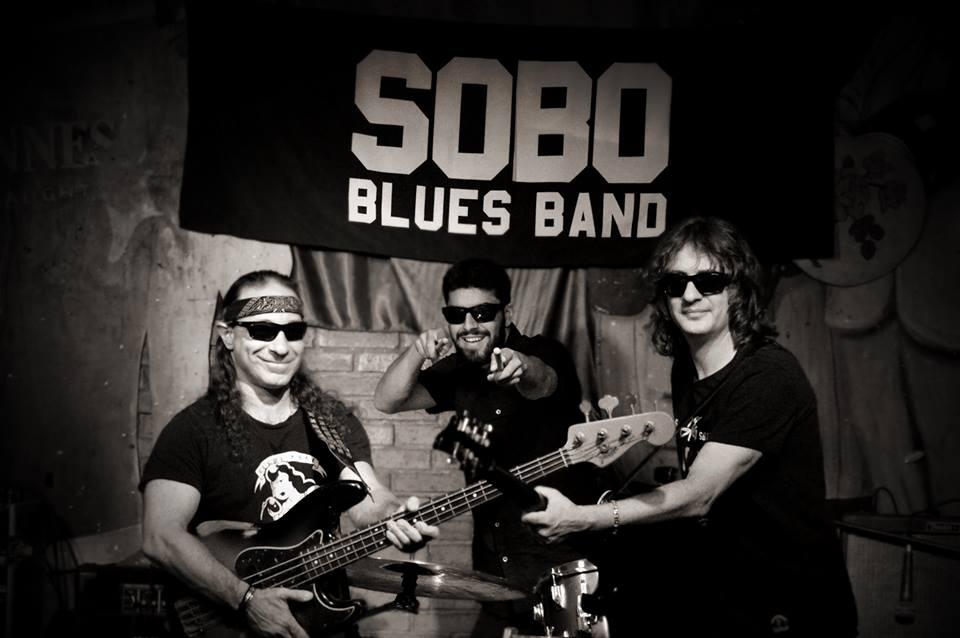 Интернациональный блюз «SOBO Blues Band»