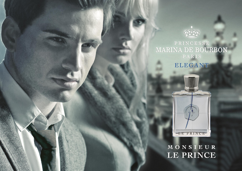 Monsieur Le Prince Elegant: аромат для настоящих джентльменов