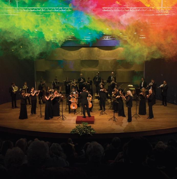 Израильский Камерный оркестр: свежий взгляд