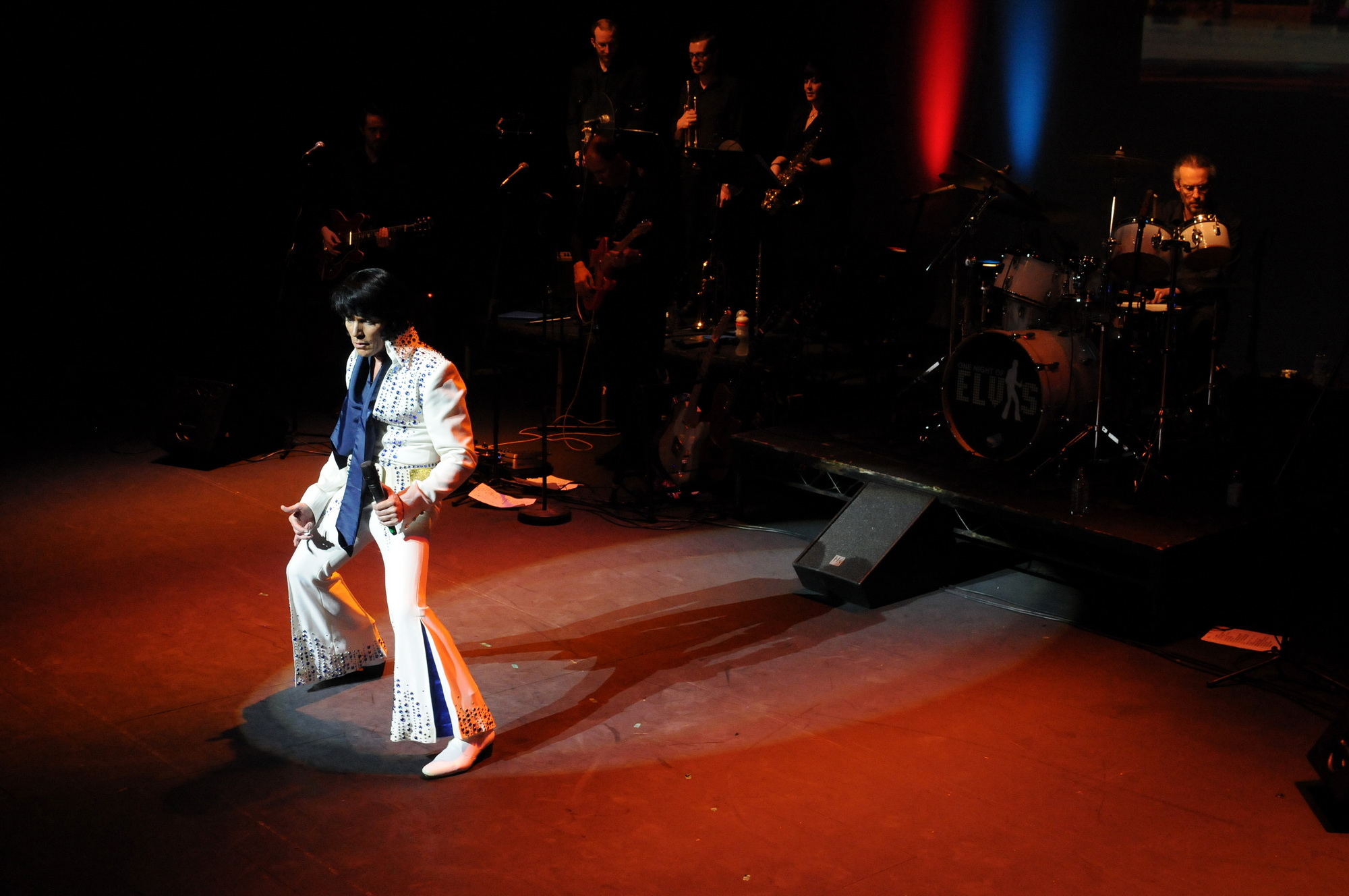 "Трибьют-шоу ""One Night of Elvis"" уже в Израиле!"