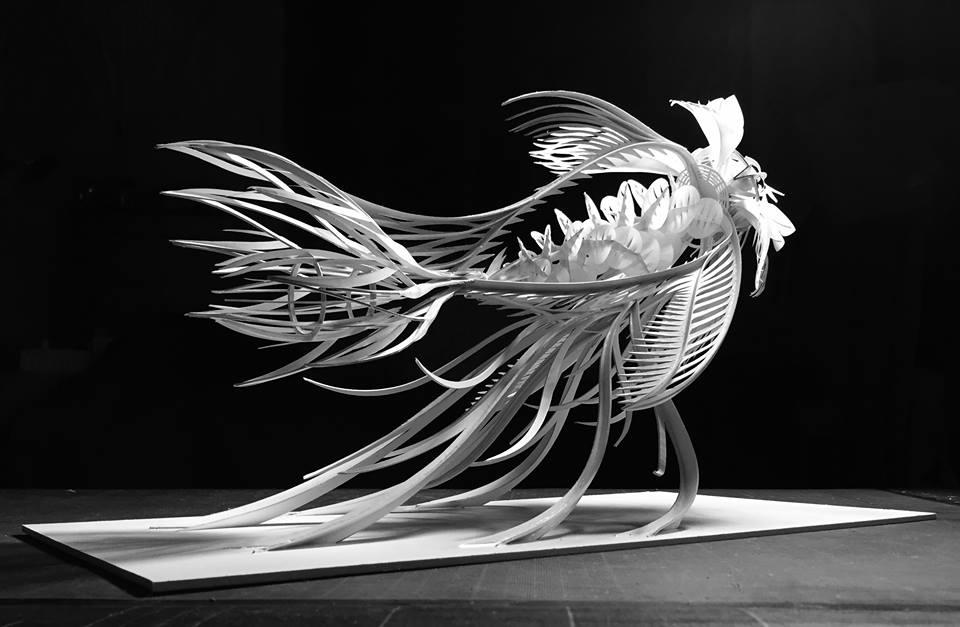 «Paper Creatures/Бумажные создания». Куда может завести чистый лист бумаги