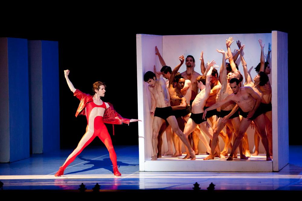 Балет Мориса Бежара представит в Израиле две уникальные постановки – «Болеро» и «Балет во имя жизни»
