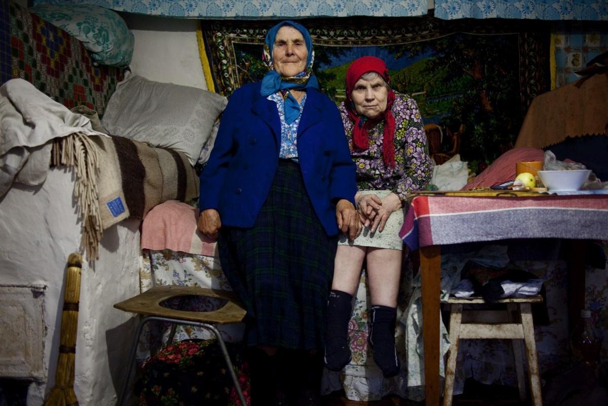 Бабушки из Зоны