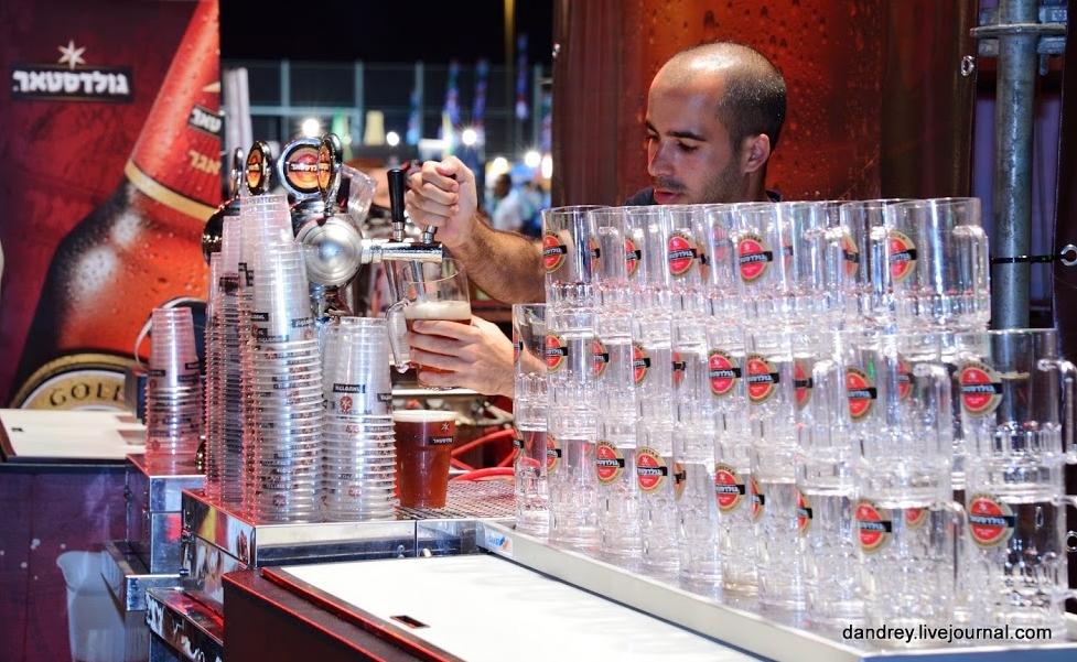 Хайфа – город пива