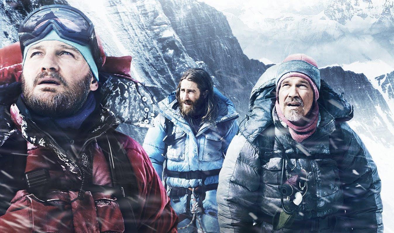 Эверест: туда и обратно