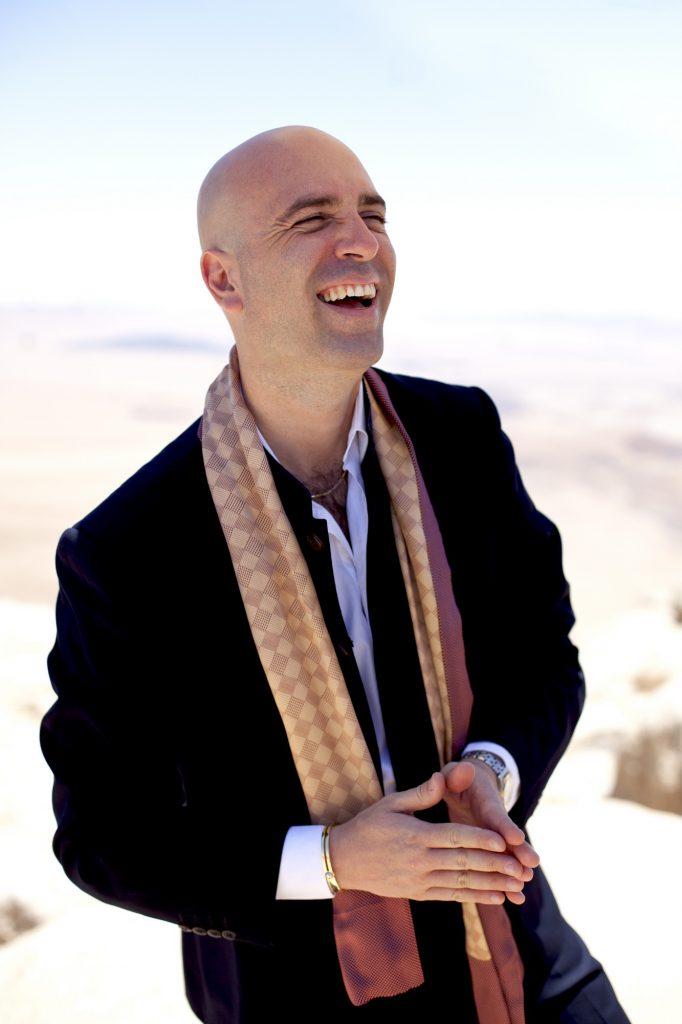 Gil Shohat - 2 Desert picture - Photographer Talia Savion+