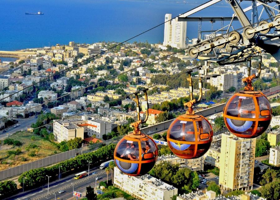 Хайфа – Тель-Авив, новый вид сотрудничества