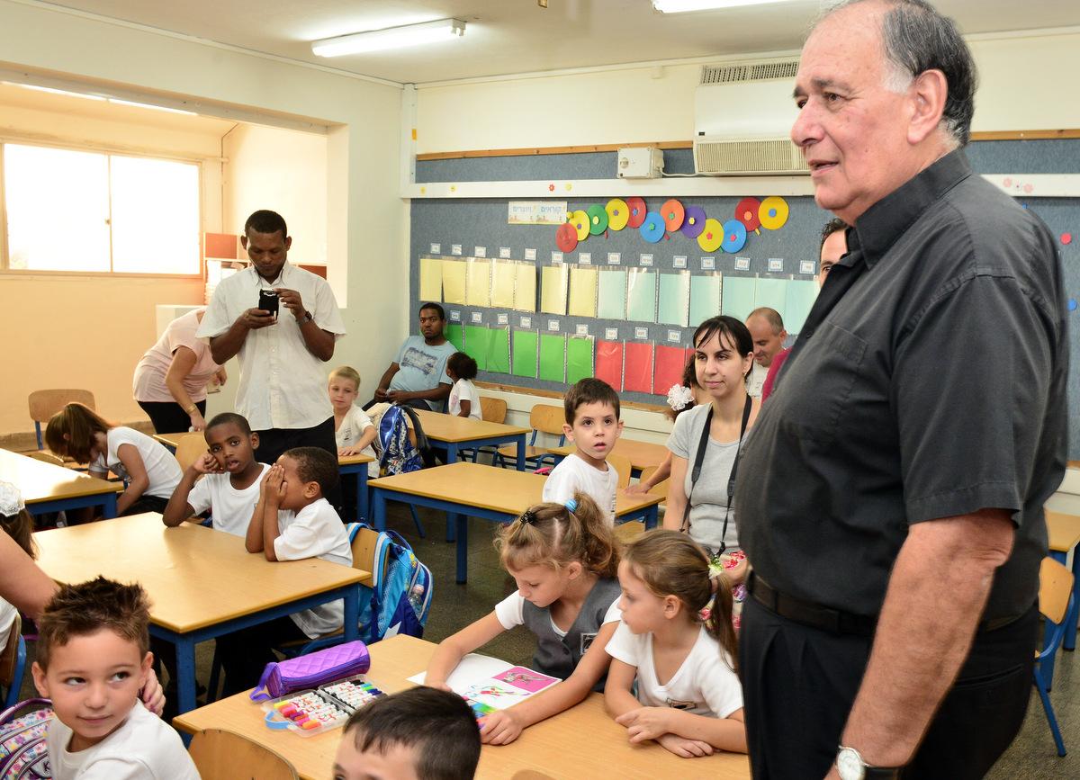 Хайфа: каждая школа должна быть уникальной