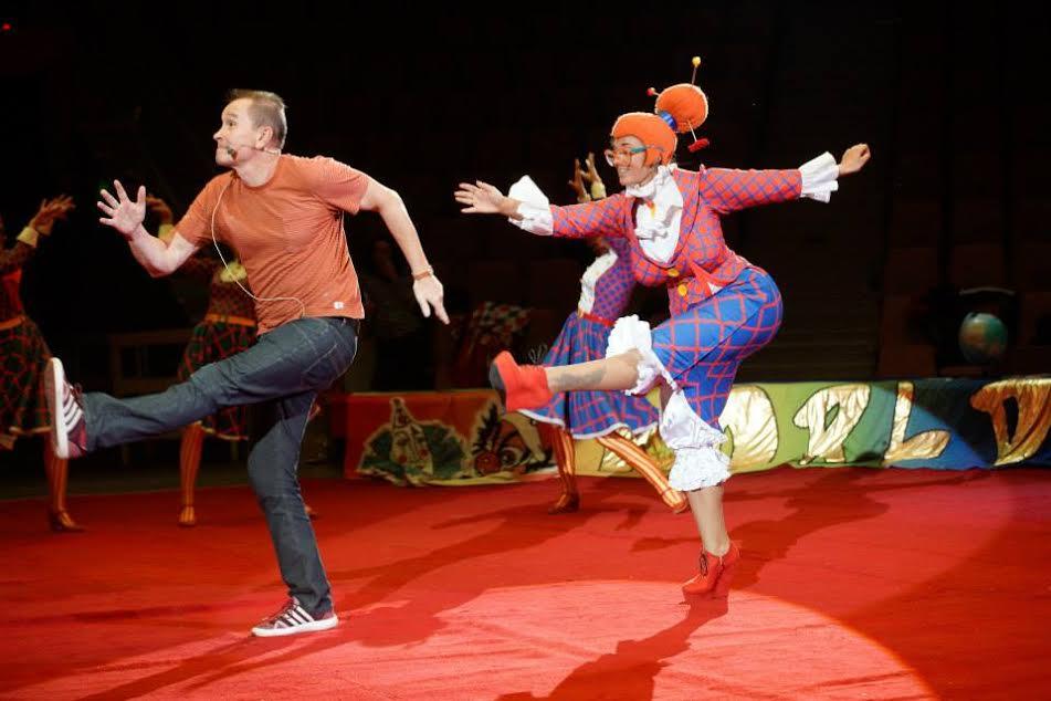 Настоящий цирк! Интервью с Андреем Шарниным