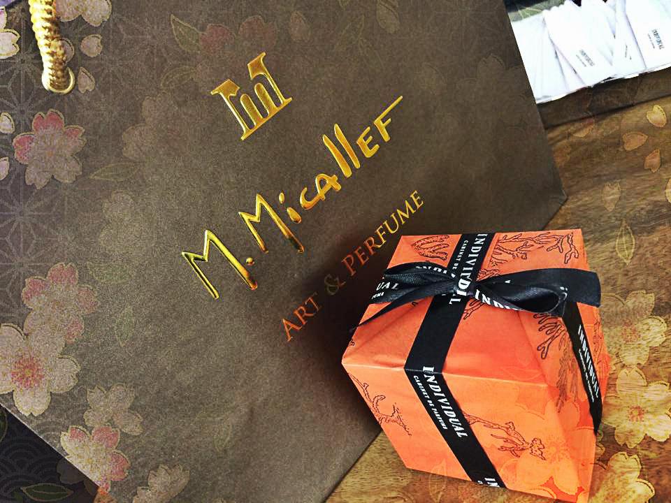 Парфюмерная история любви «M.Micallef» уже в Израиле