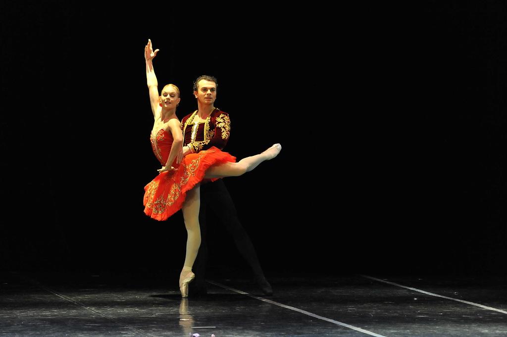 Звезды русского балета в память о легенде