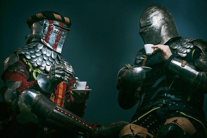 Рыцари из книг — от поединка до романа. Фестиваль «Рыцари Иерусалима 2016» — 3 и 4 октября в Эйн-Яэль.