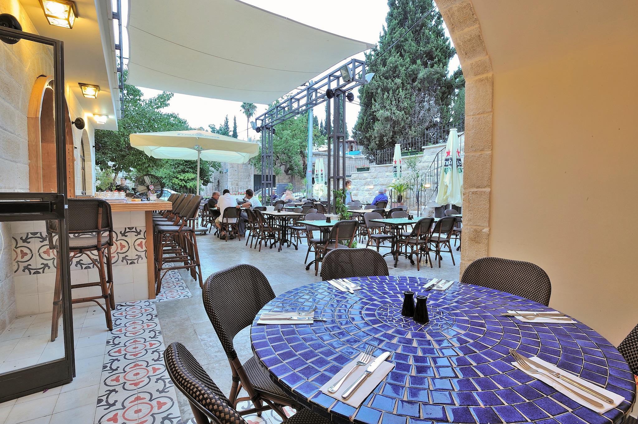 Торжество в ресторане Pundak Ein Kerem