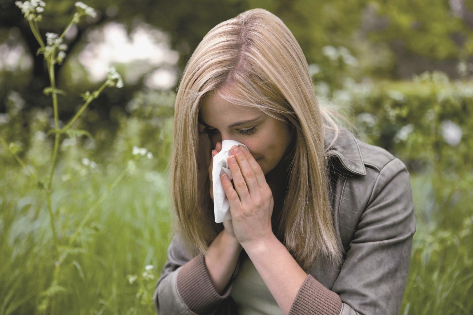 Остановить осеннюю аллергию