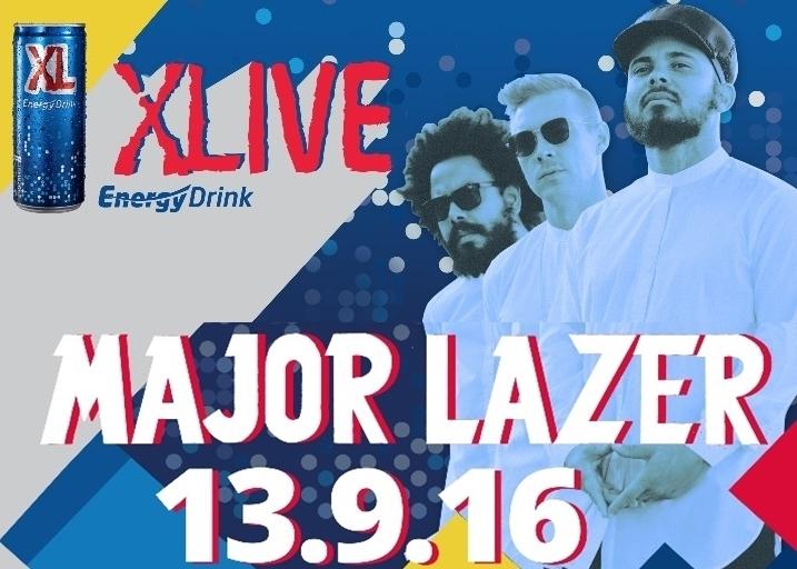 Фестиваль Мajor lazer