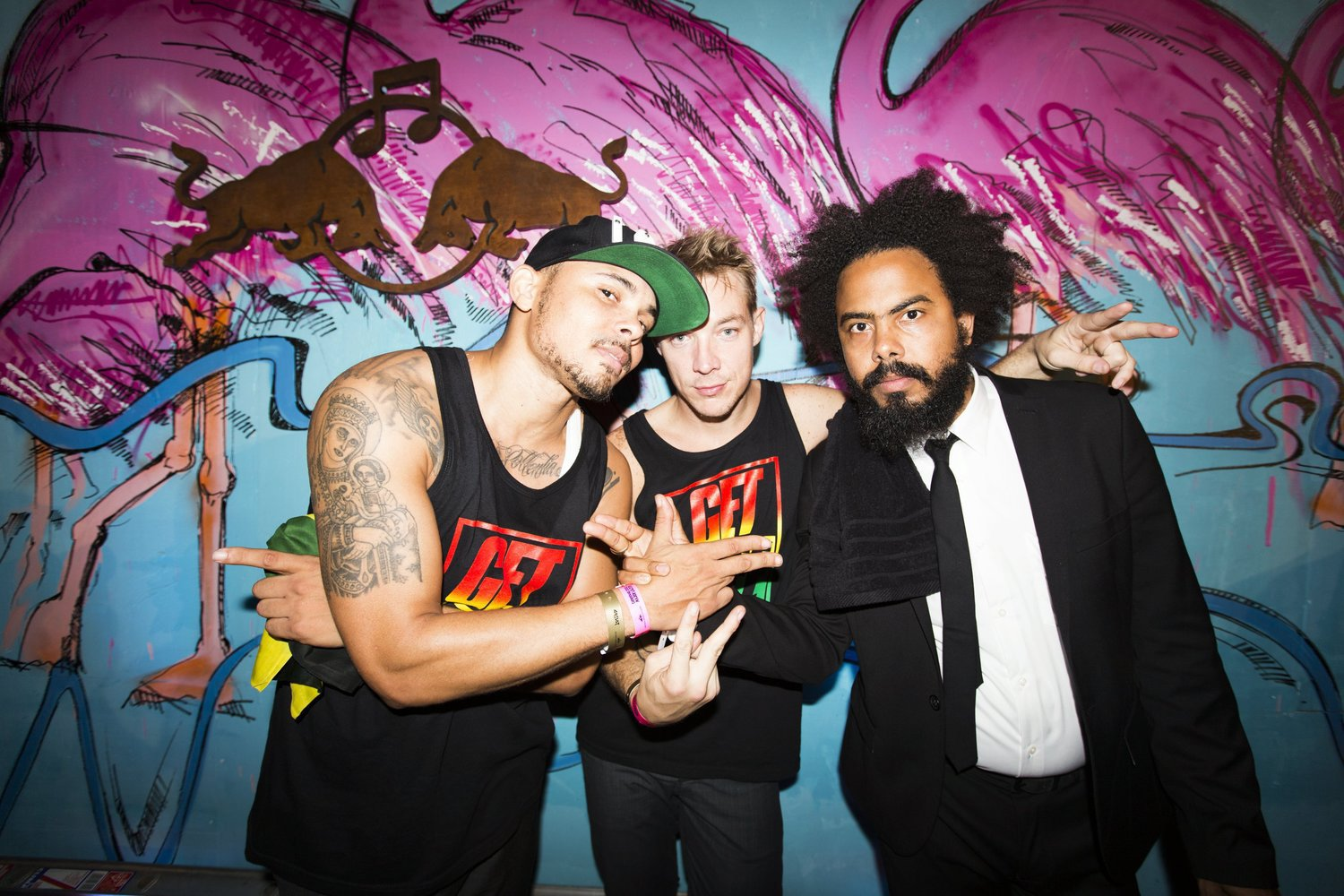 Major Lazer в Израиле