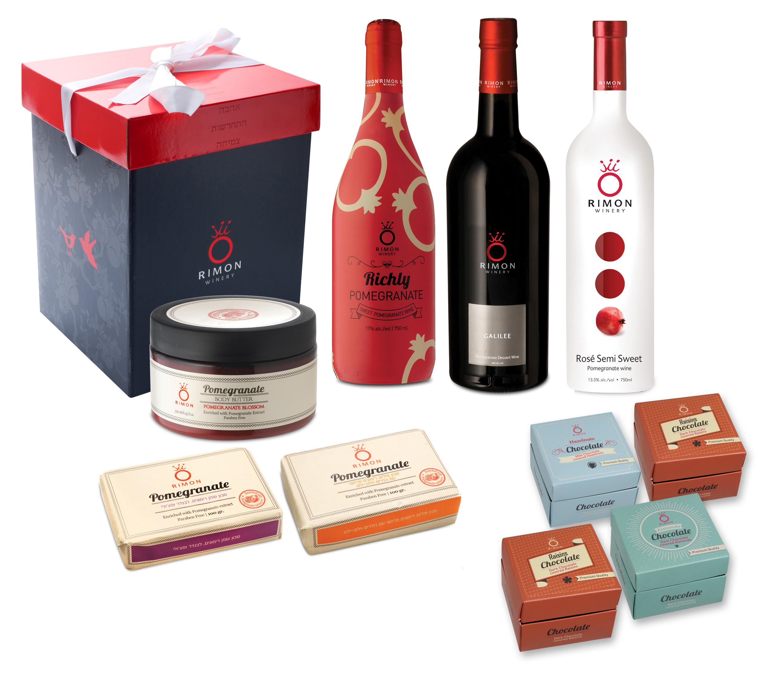 Праздничные акции от винодельни RIMON!
