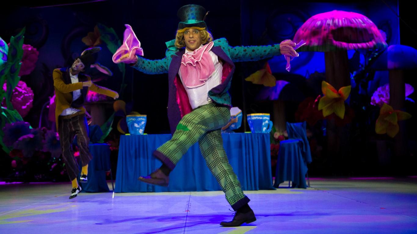Настоящий цирк! Программа «Лучшие цирки мира» скоро в Израиле