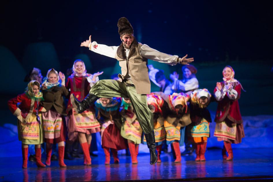 Мюзикл «Вечера на хуторе близ Диканьки!» К. Меладзе — впервые в Израиле